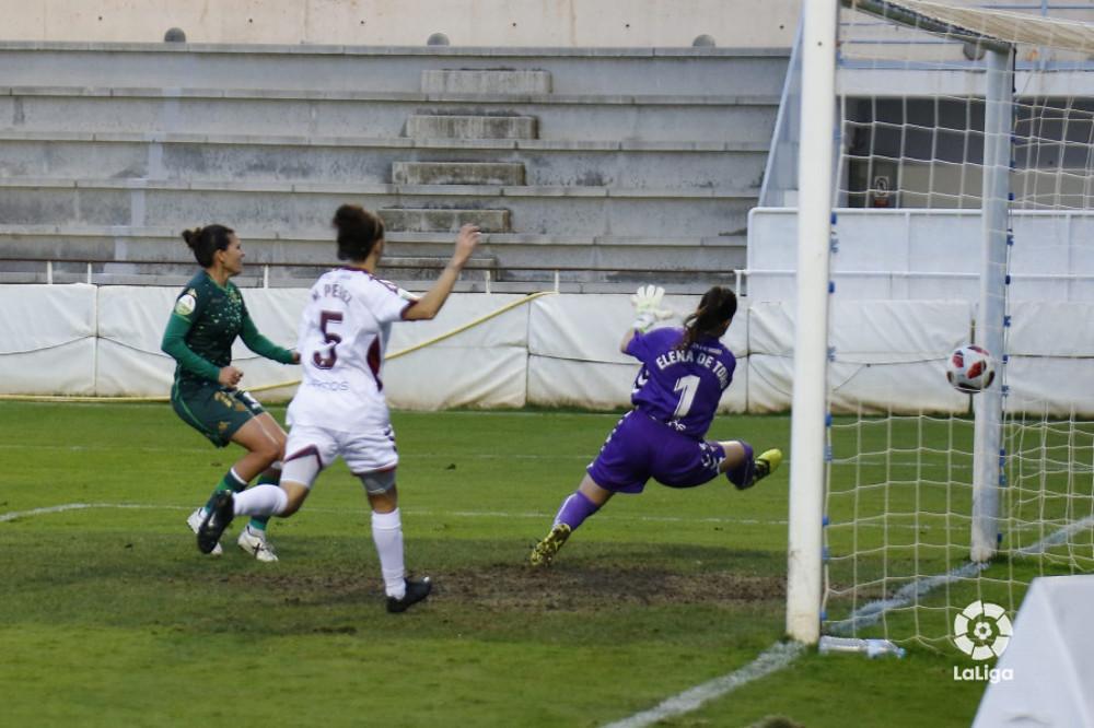 Fundación Albacete Femenino - Real Betis