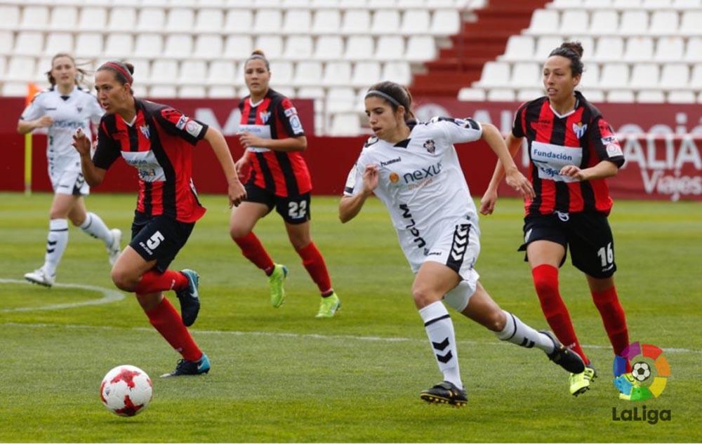 Fundación Albacete Femenino - Sporting de Huelva