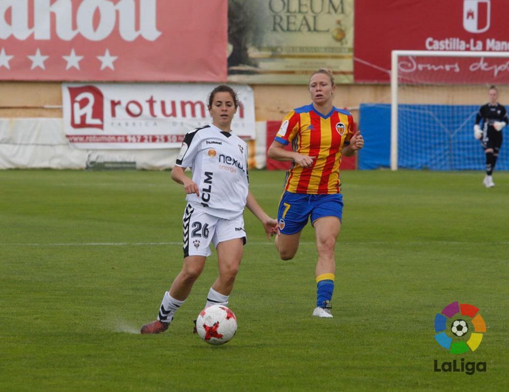 Fundación Albacete Femenino - Valencia CF