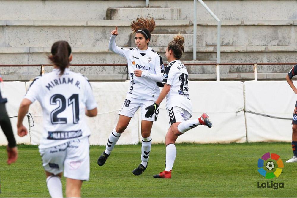 Fundación Albacete Femenino - Zaragoza CFF
