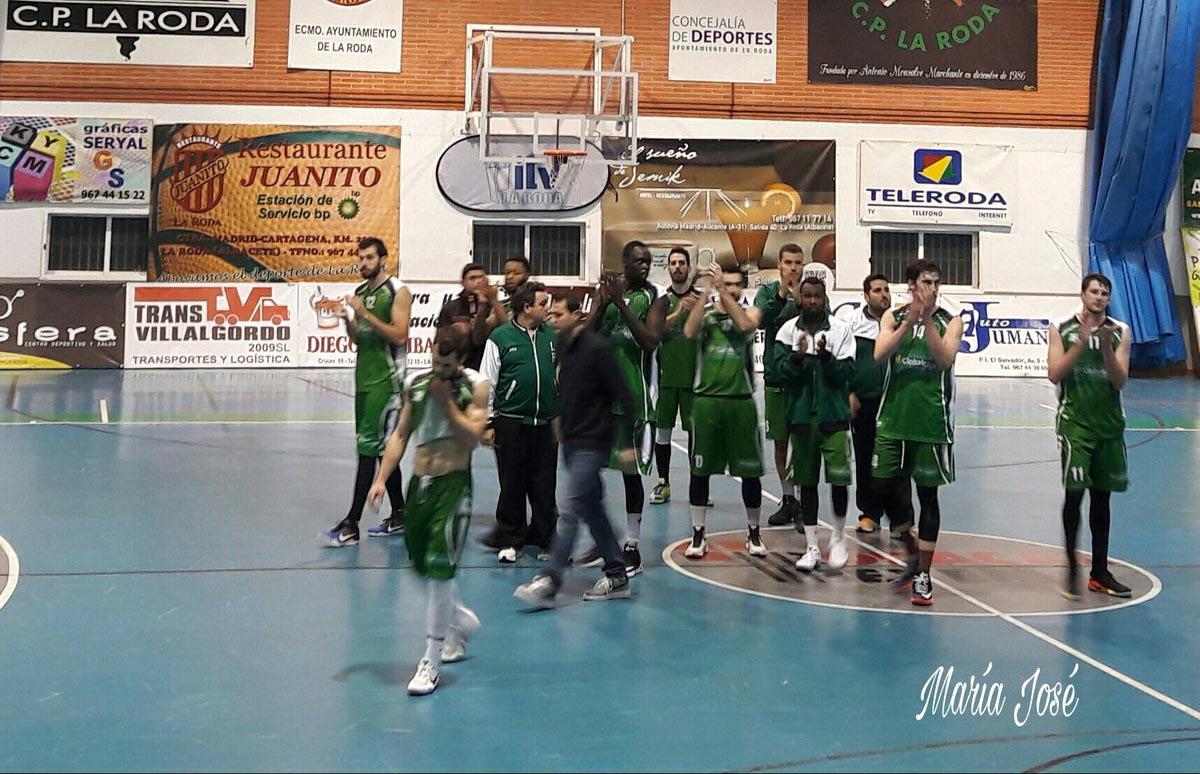 Fundación Globalcaja La Roda - Basket Azuqueca