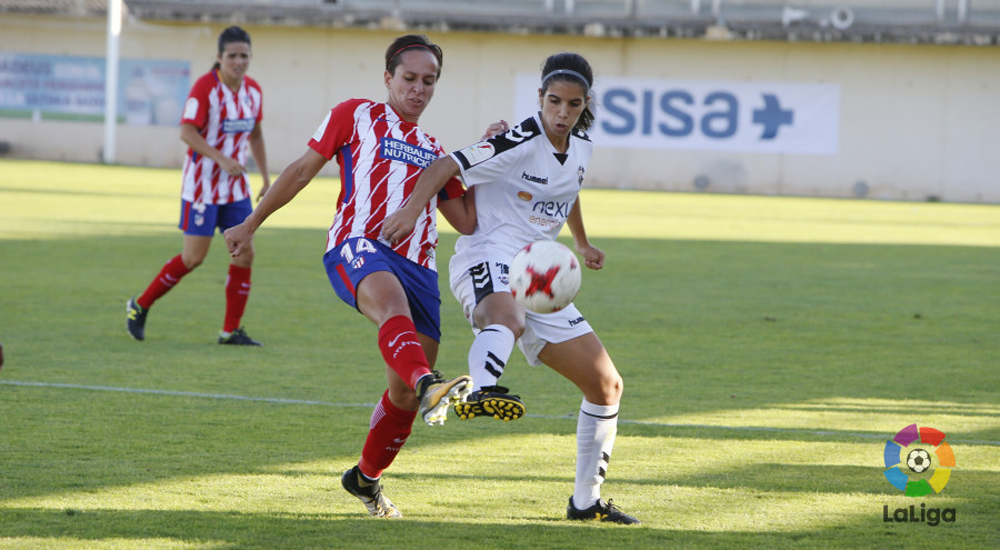 Fundación Nexus Albacete - Atlético de Madrid