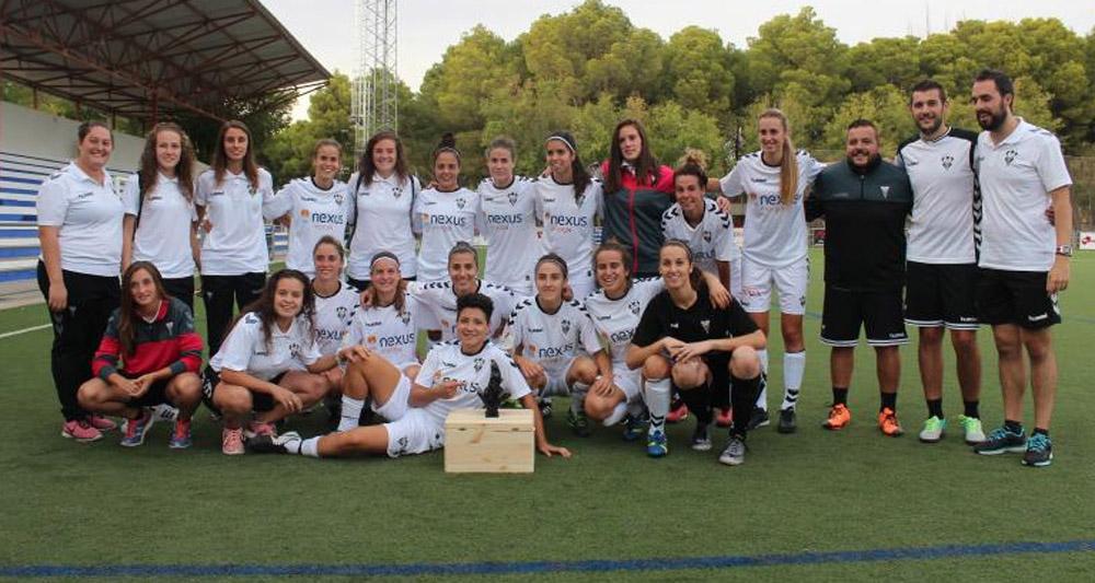 Fundación Nexus Albacete - FF La Solana