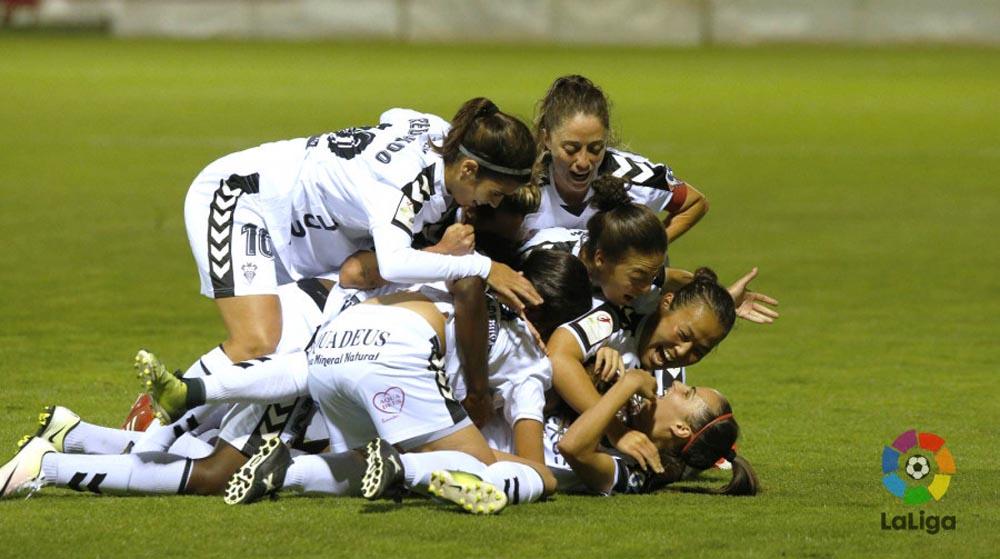 Fundación Nexus Albacete - Levante UD