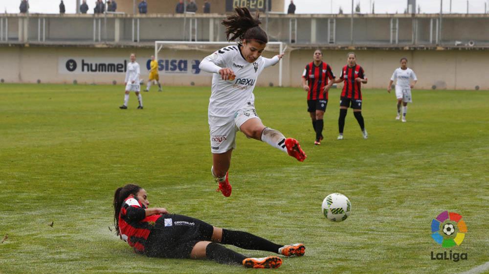 Fundación Nexus Albacete - Sporting de Huelva