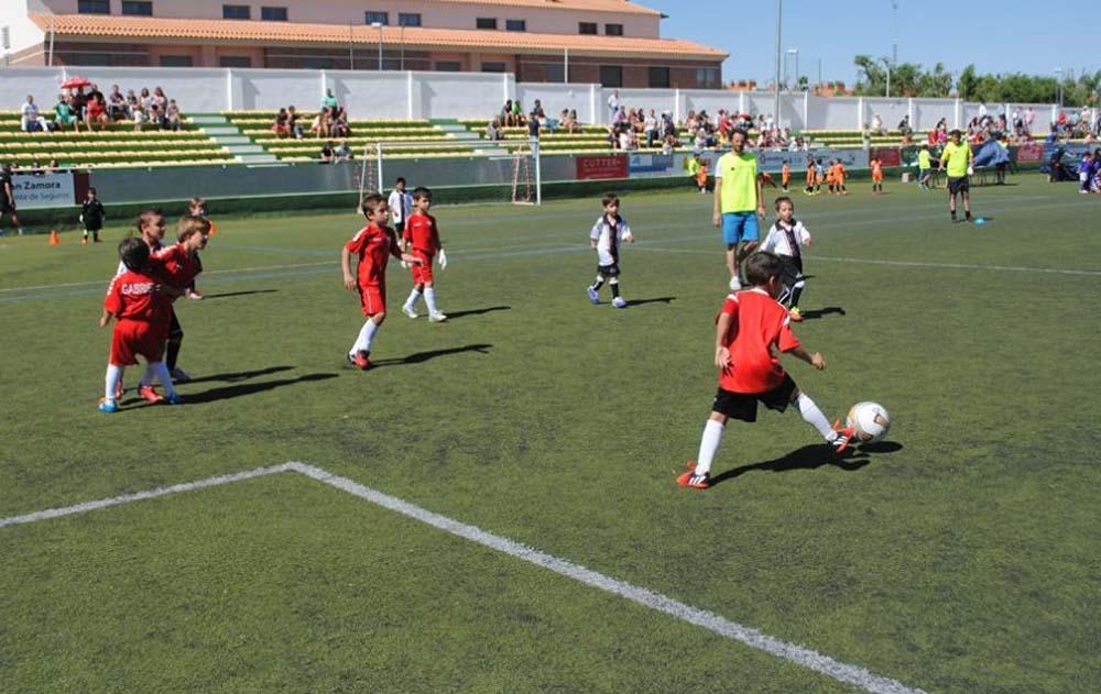 Fútbol en los Juegos Deportivos Municipales