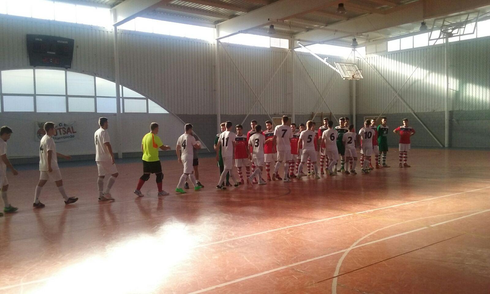 Futsal Villarrobledo - Albacete FS