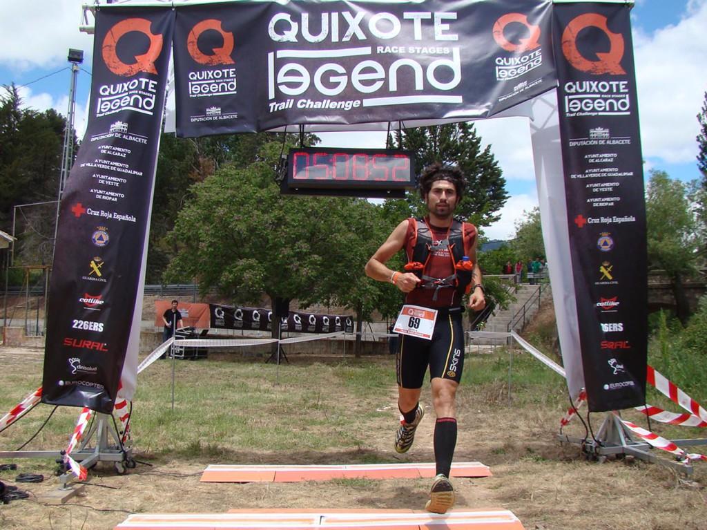 Ganador Quixote Legend 2013