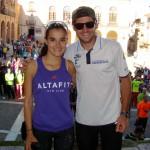 Ganadores de la Carrera de Trail de Alcaraz (Foto: Paco Villaescusa)