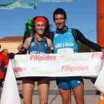 Ganadores del XIV Circuito Provincial de Carreras Populares (Foto: Paco Villaescusa)
