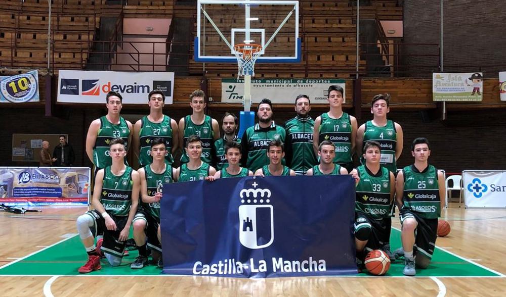Gasóleos Sánchez y Murcia Albacete Basket