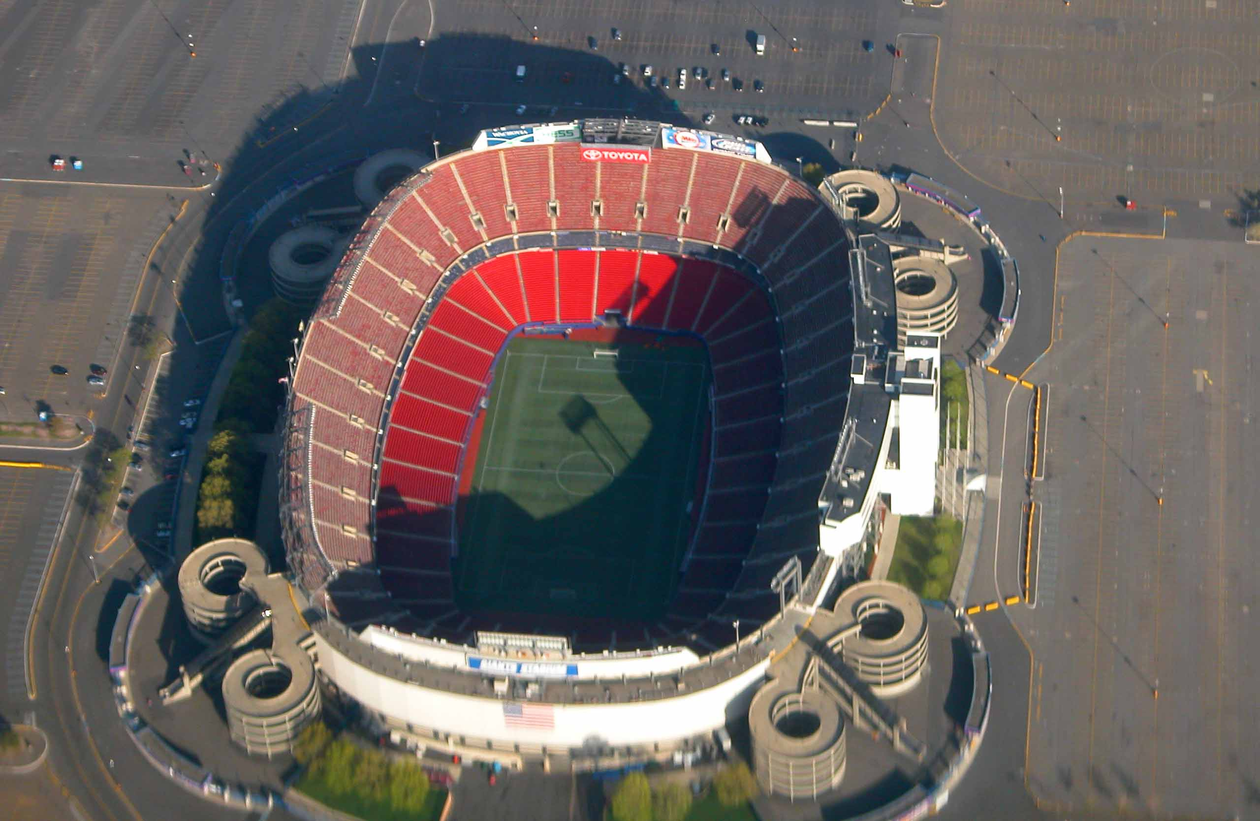 Giants Stadium (Foto: www.nj.com)