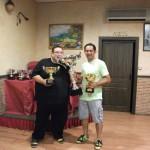 Gordoyflaco, campeones de la III Copa de Albacete