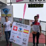 Gregorio Díaz en el Inferno Triathlon