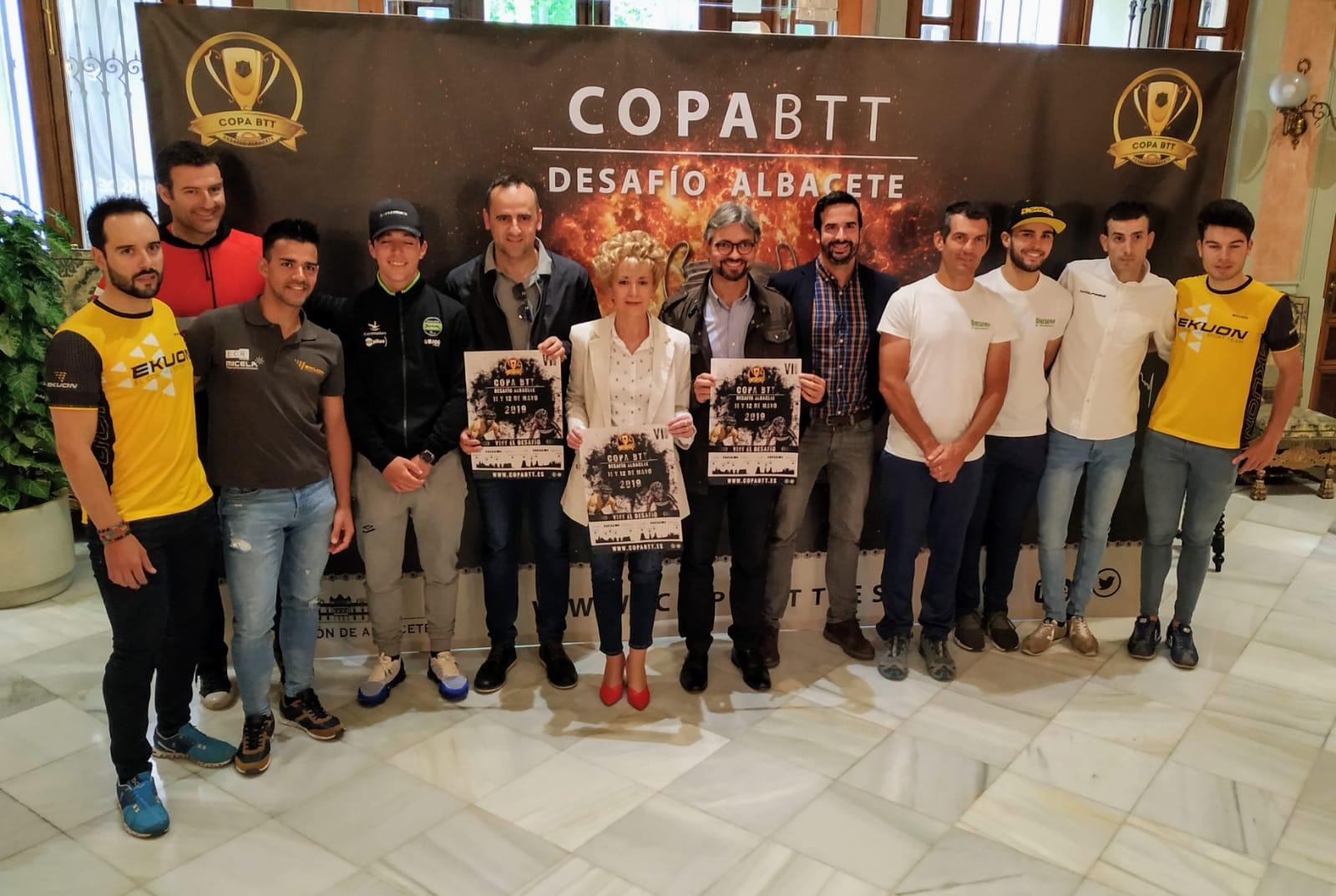 Presentación de la VI Edición de la Copa BTT Desafío Albacete