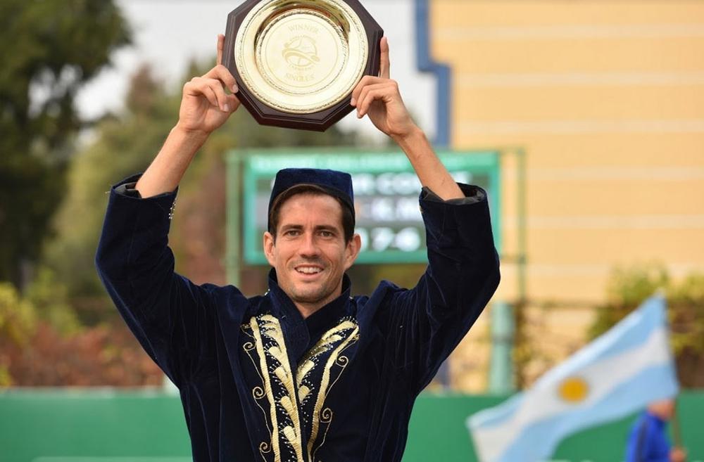 Guillermo García López en Tashkent, Uzbekistán, 2017