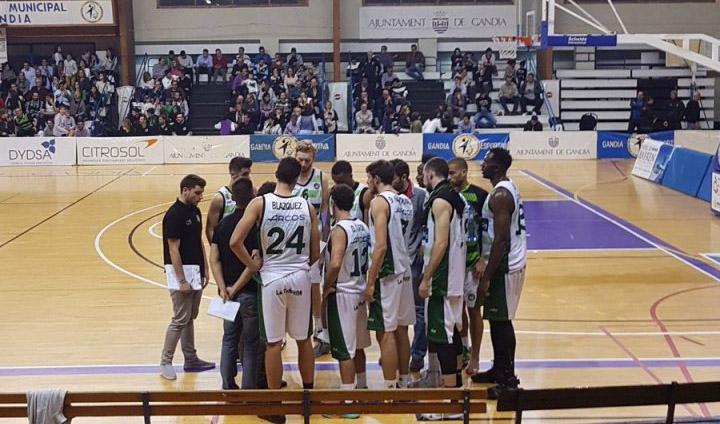 Hispagan UPB Gandía - Albacete Basket