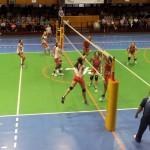 Homenaje del Club Voleibol Albacete a Manuel Castillejos