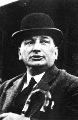 Hugo Meisl (Foto: IFFHS)