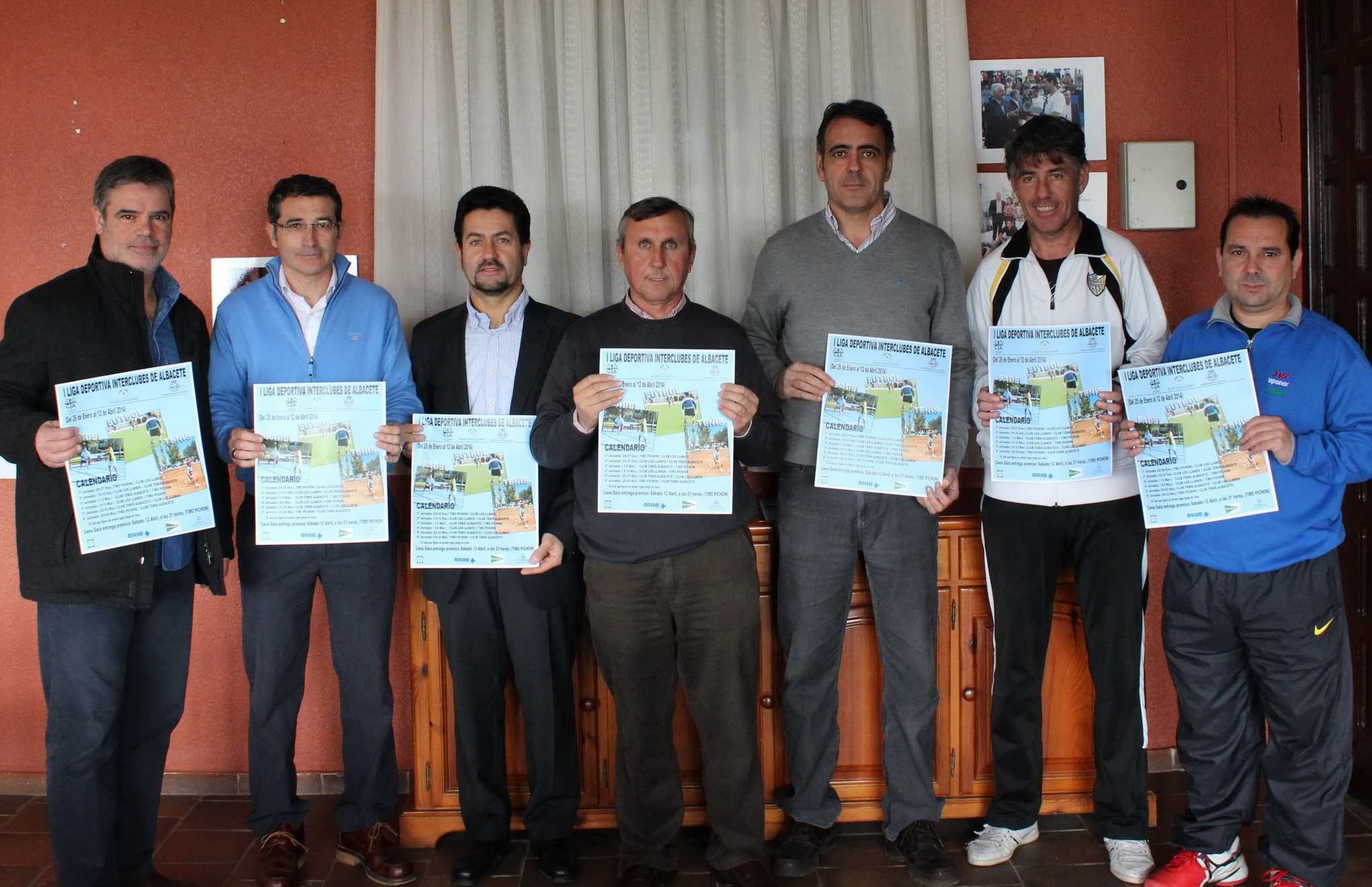 I Liga Interclubes de Albacete