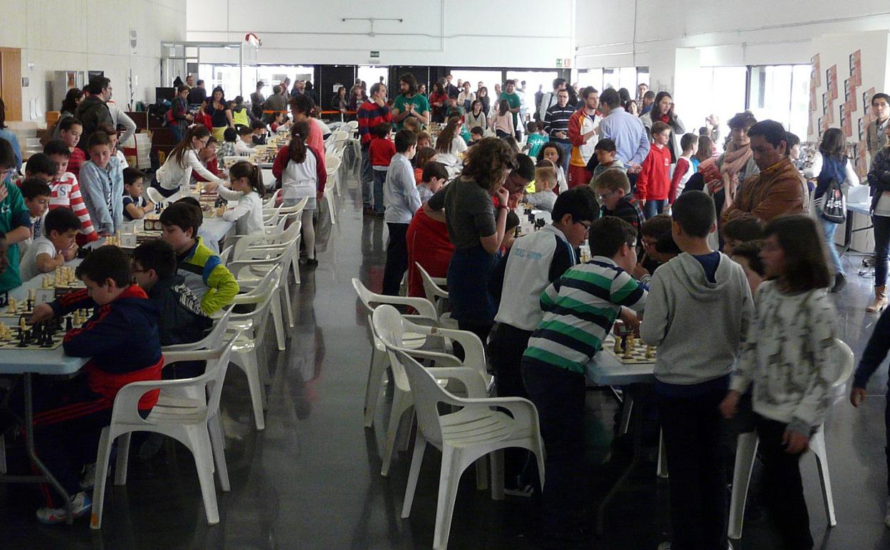 I Torneo Intercolegial de Ajedrez de Albacete
