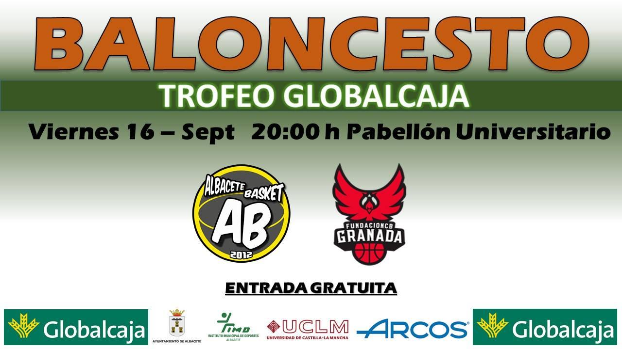 I Trofeo Globalcaja