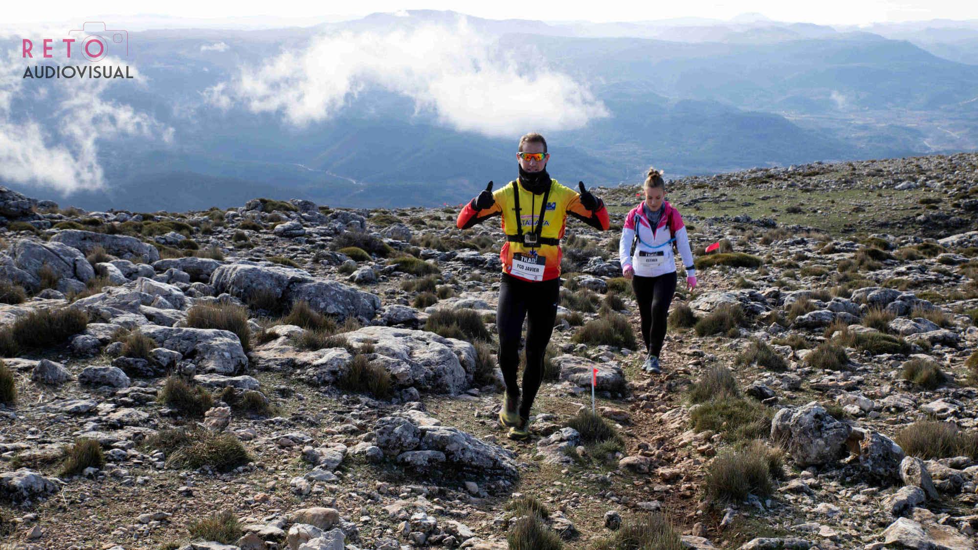 II Vertical Trail a La Sarga