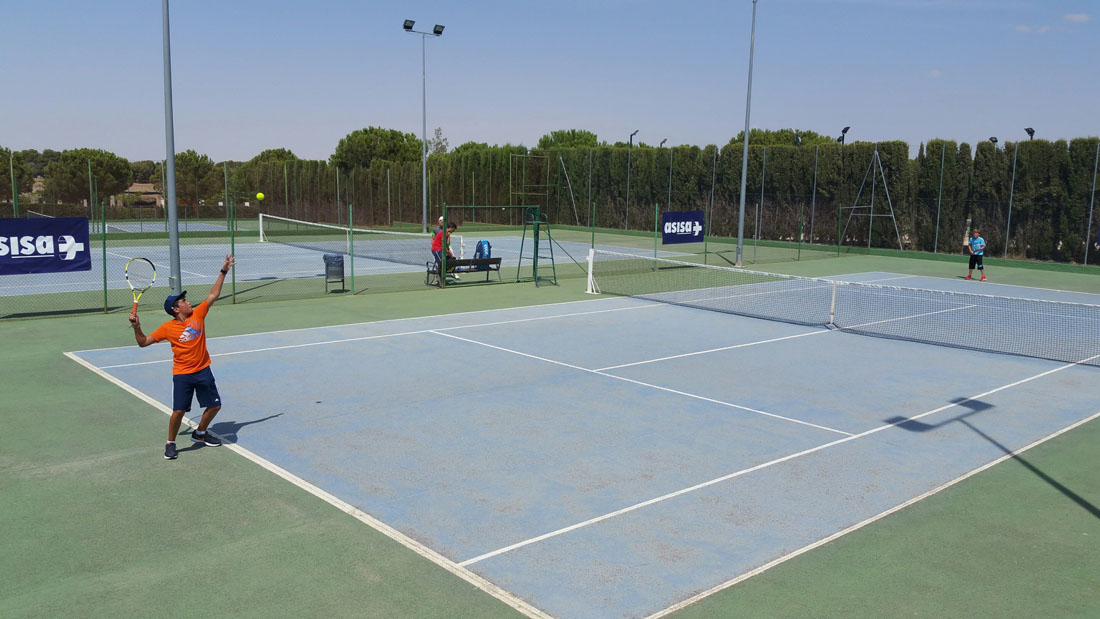 III Circuito Juvenil Asisa de tenis
