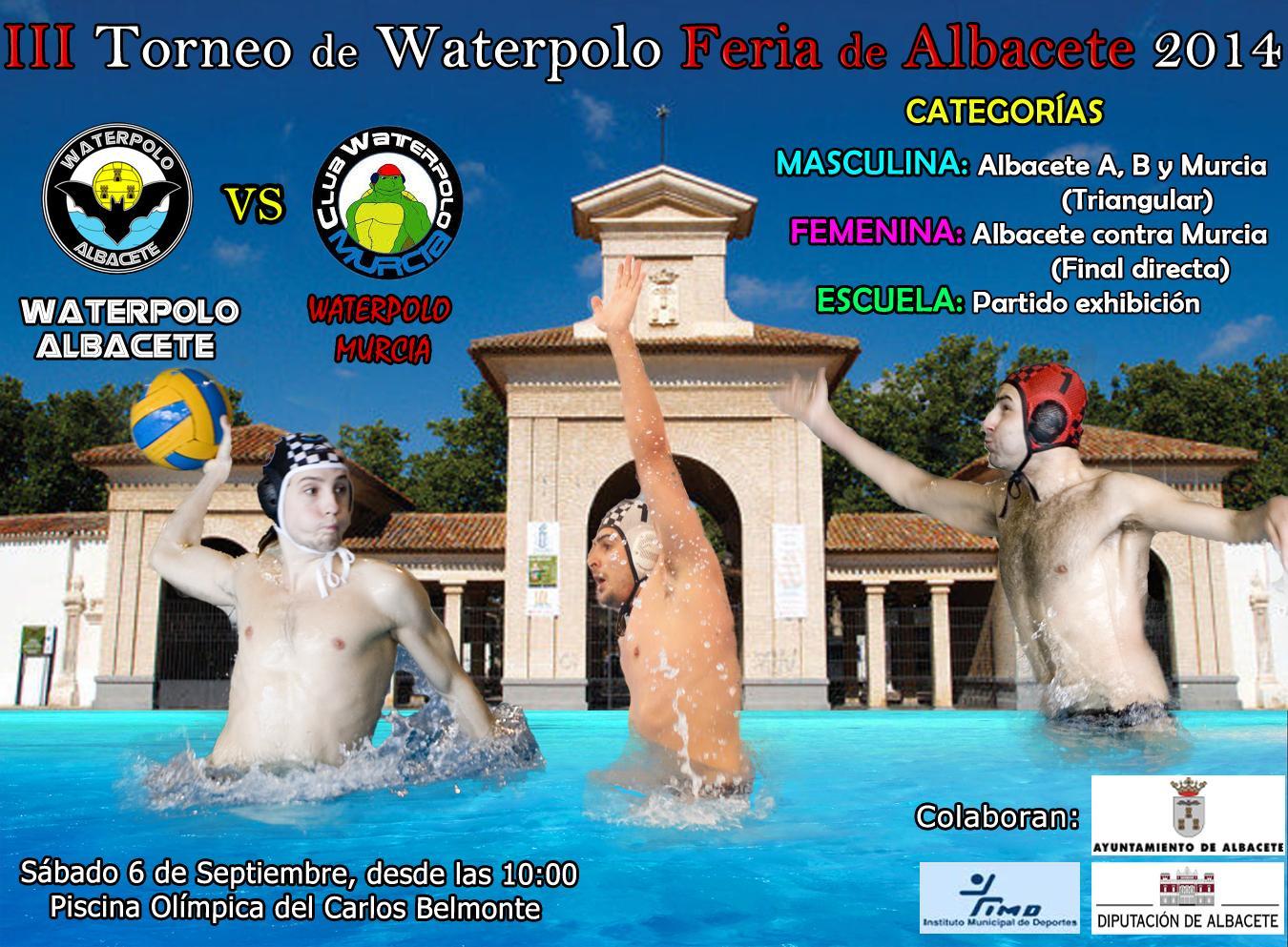 III Torneo de Feria del Waterpolo Albacete