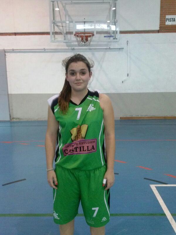 Raquel Escribano (Foto: Baloncesto La Roda)