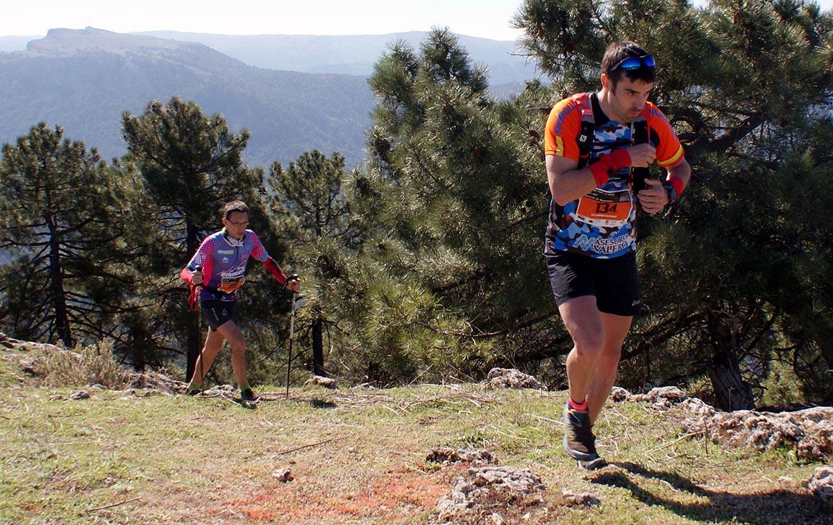 IV Vertical Trail a La Sarga