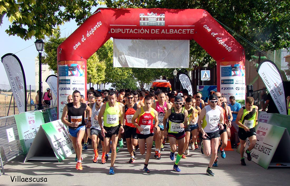 IX Carrera Popular de El Salobral (Foto: Francisco Villaescusa)