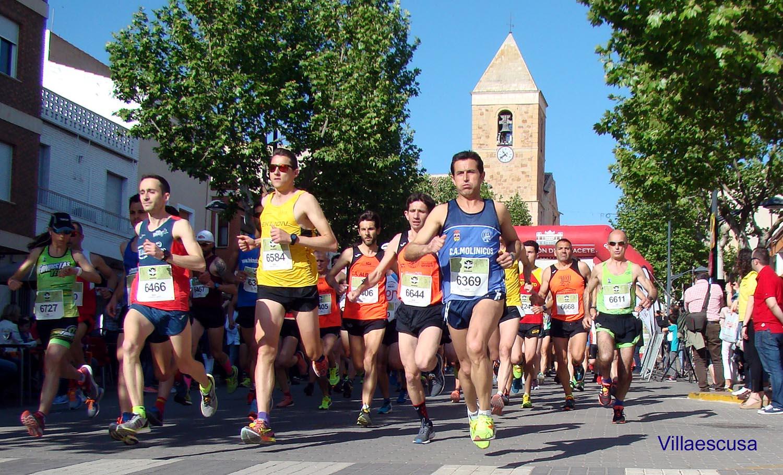 IX Carrera Popular de Montealegre del Castillo