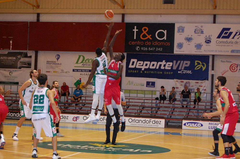 Jafep FG La Roda - CB Villarrobledo