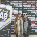 Jefas de prensa del Albacete Basket