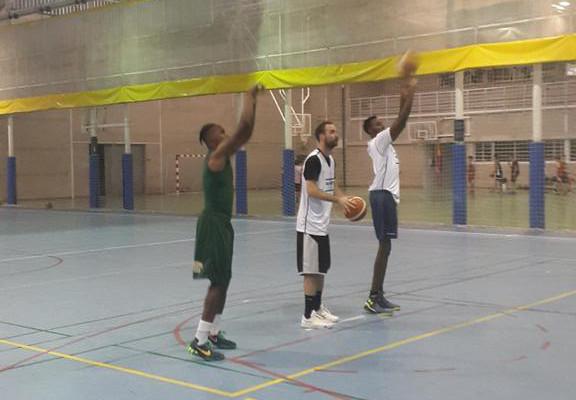 Jeffrey Short entrena con el Albacete Basket
