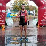 Jesús Ángel Rodríguez, atleta de El Conchel Racing-Diputación de Albacete