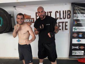 Jesús Coy y Ugo Gil