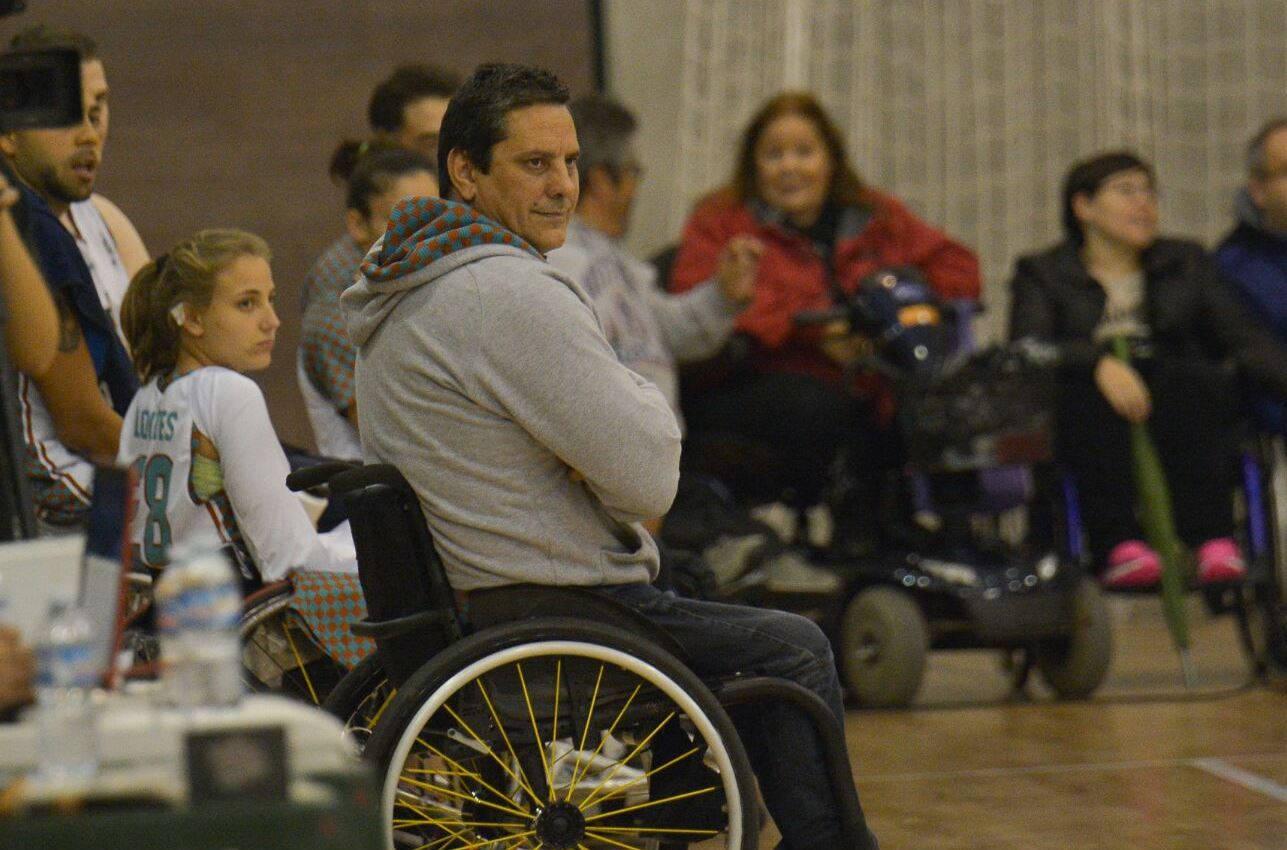 Jesús Torres, entrenador del BSR Amiab Albacete