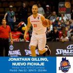 Jonathan Gilling