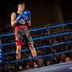 El boxeador Jordi Martínez
