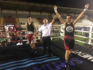 Jordi Martínez vence en Santa Pola