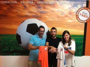 Juan Carlos Calero, Nacho Gómez y Yoli