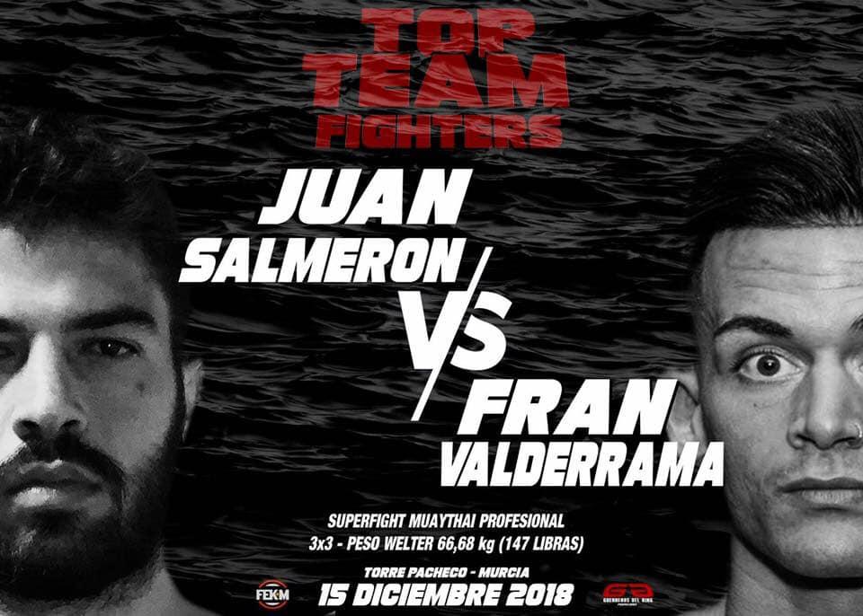 Juan Salmerón - Fran Valderrama