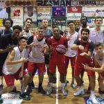 Jugadores del CB Villarrobledo