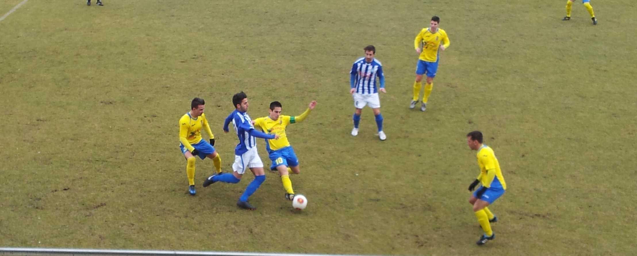 La Gineta CF - Villarrubia CF