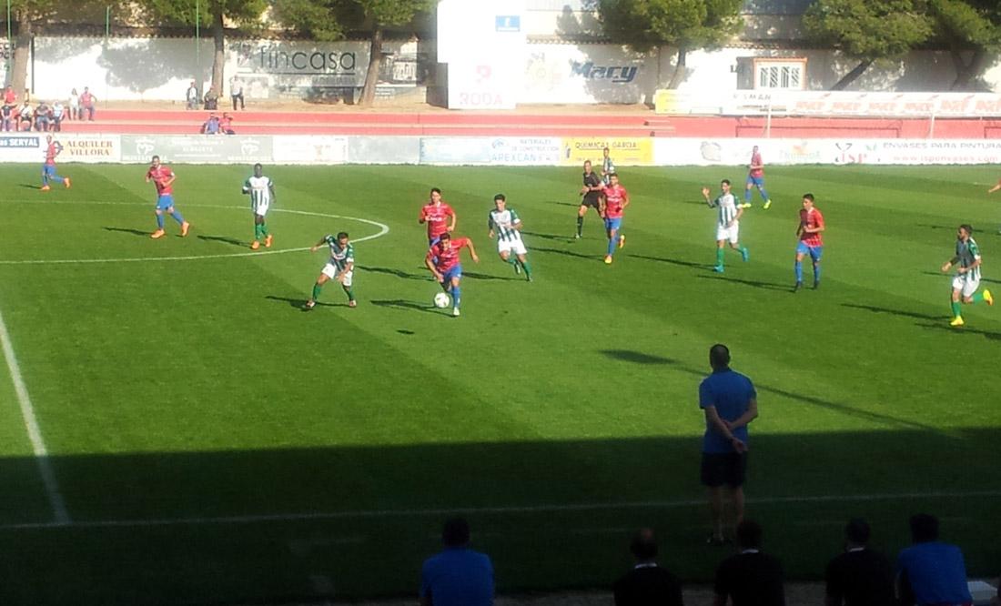 La Roda CF - Atlético Sanluqueño