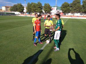 La Roda CF - Atlético Tomelloso