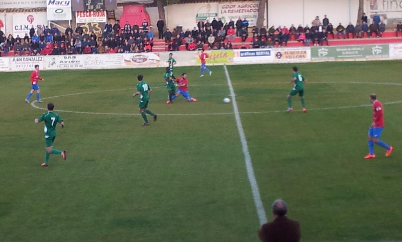 La Roda CF - CD Ebro