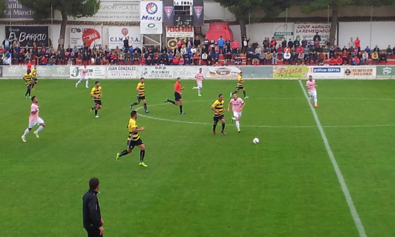 La Roda CF - CD Guadalajara